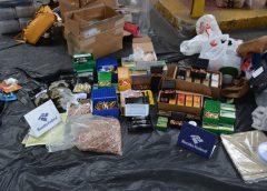 Receita Federal descobre esquema ilegal de importação de munições em meio à carga de importados no Porto de Santos